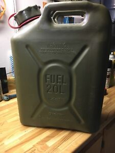 Brand new 20L jerry can