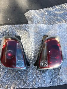 Fiat 500 tail lights set new in box