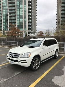 2012 Mercedes gl350 bluetec