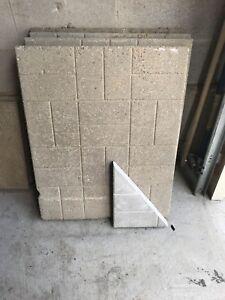 7+ 24x30 patio slabs