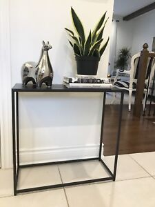 Brand new urban console table