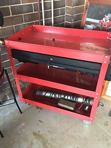 Tool trolley with draw on wheels Camden Camden Area Preview