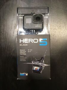 GoPro Hero5 Black LIKE NEW/COMMENEUF