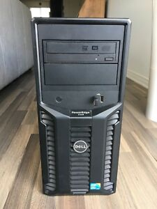 Dell PowerEdge Server with Windows 2012 R2