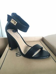 2 pairs high heel shoes brand new uk 5/eu 38 Schofields Blacktown Area Preview