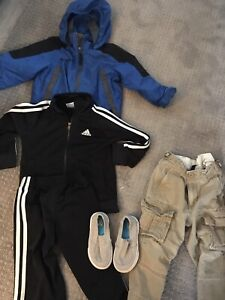 Boys clothing lot 2T and 3T