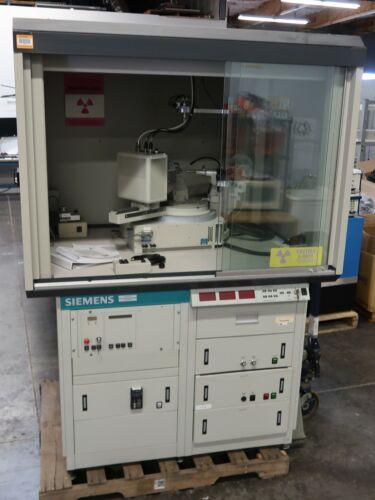 Siemens Bruker Kristalloflex 760 X-Ray Diffraction Machine
