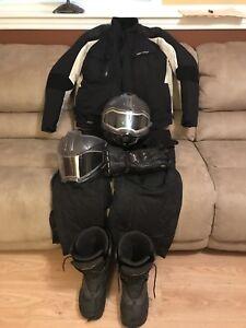 Complete Skidoo Gear