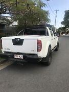 08 Nissan Navara ST-X Mount Gravatt Brisbane South East Preview