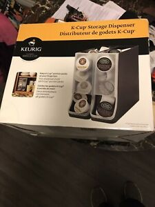 Brand new Keurig k cup storage dispenser