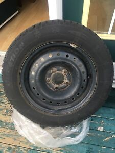 Set of winter tires 195 65 r15
