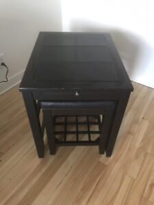 Beautiful end table from Bombay