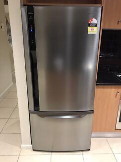 Panasonic 554L Bottom mount refrigerator NR-BY552XSAU