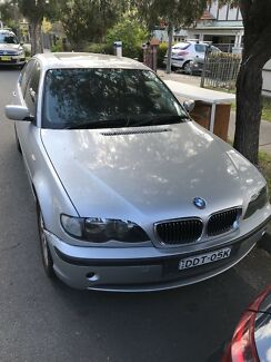 2002 BMW 325i for parts Earlwood Canterbury Area Preview