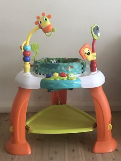Wanted: Bright starts baby bouncer exersaucer play station