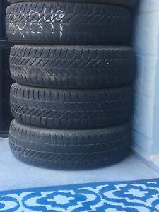 Goodyear Winter Tires p195 65r15