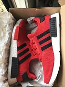 NMD Core Red Knit Deadstock US10.5 Eight Mile Plains Brisbane South West Preview