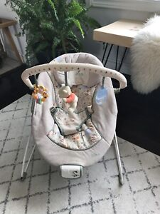 Bouncy Seat- music and vibrate