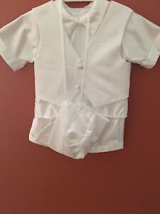 Baptism Gown with cap size 2 Smithfield Cairns City Preview