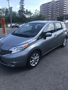 2014 Nissan Versa , loaded , NAVI , clean for 9,500