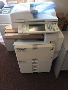 Rico Copier /Fac /Scanner with ink cartridges
