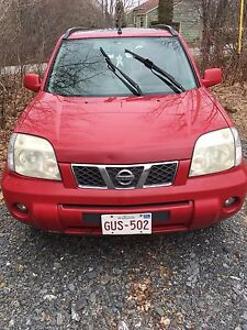 Nissan X-Trail 05 want it gone please