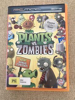 Children computer games Plant Zombie