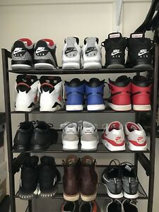 Air Jordan, Air Max, New Balance, Nike, adidas, red wing