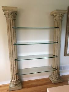 European shelves and Sculpture for sale
