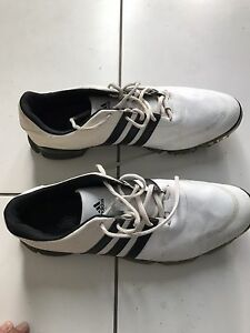Addidas Leather Golf Shoes Upper Coomera Gold Coast North Preview