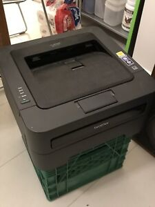 Brother wifi-enabled laser printer