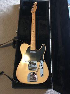 Fender telecaster partscaster  no trades