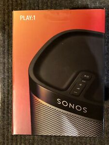 BNIB BRAND NEW SONOS PLAY 1
