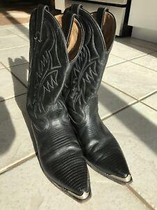bottes de cowboy Gr 8 EE