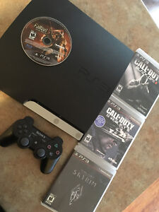 PlayStation 3 with games!