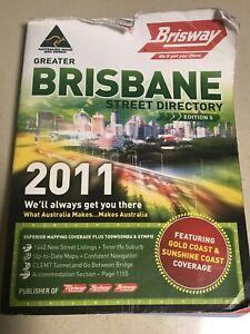 Brisbane Street directory , UBD Referdex GPS Gold & Sunshine  Coast Logan Reserve Logan Area Preview