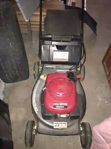 Honda HRC 215 (commercial lawnmower)