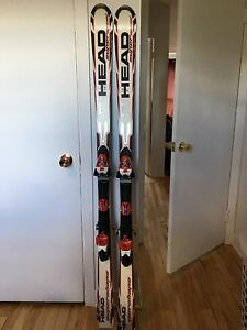 Skis Head Supershape