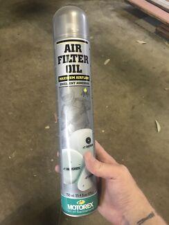 Motorex air filter oil aerosol 750ml