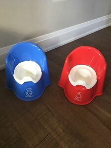 Baby Bjorn chair potty