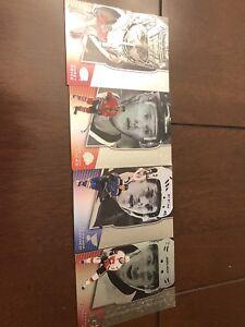 Tim Horton's Hockey Cards