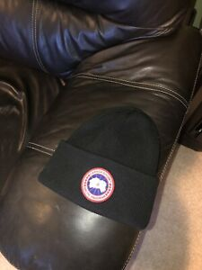 Canada goose hat knit
