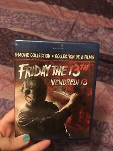 Friday the 13th movie collection
