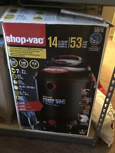 Shop vac cleaning machine