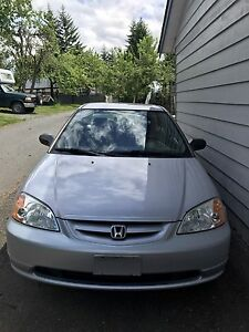 Honda Civic '02 for sale