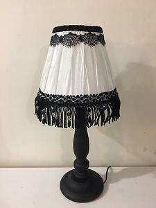 Tassel / boudoir lamps Banyo Brisbane North East Preview