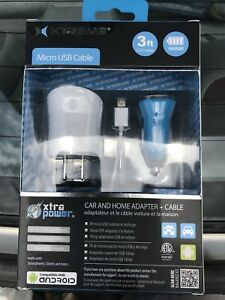 Cell Phone charging kit