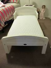 White Toddler Bed Shell Cove Shellharbour Area Preview