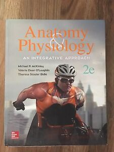Anatomy and physiology text book 2e Chambers Flat Logan Area Preview