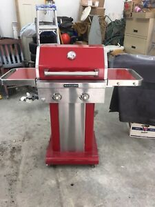 BBQ     kitchen aid